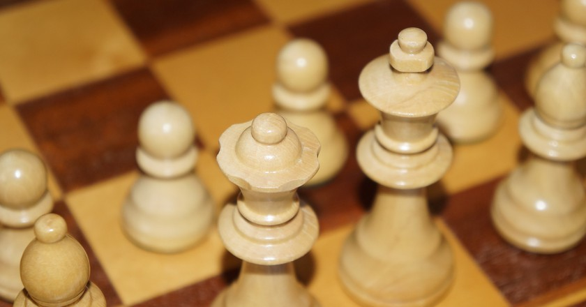 Chess Game    © Fixipixi / pixabay