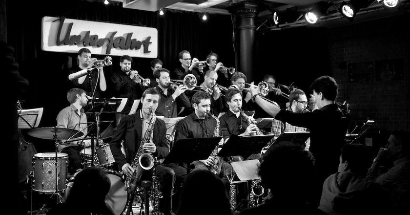 Christian Elsässer Orchestra | © Lena Semmelroggen / Courtesy of Unterfahrt