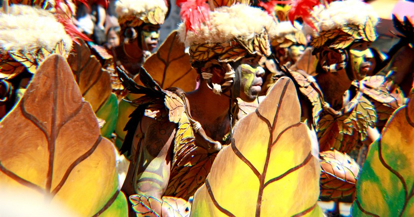 Dinagyang in Iloilo   © DHY27 / Flickr