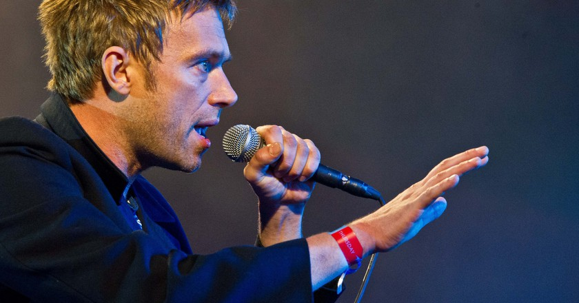 Damon Albarn has been working on a new Gorillaz album | © Wikicommons
