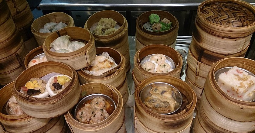 Tuck in to some delicious dim sum I © ProjectManhattan/WikiCommons