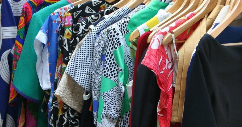 Boutique clothes |© Pixabay