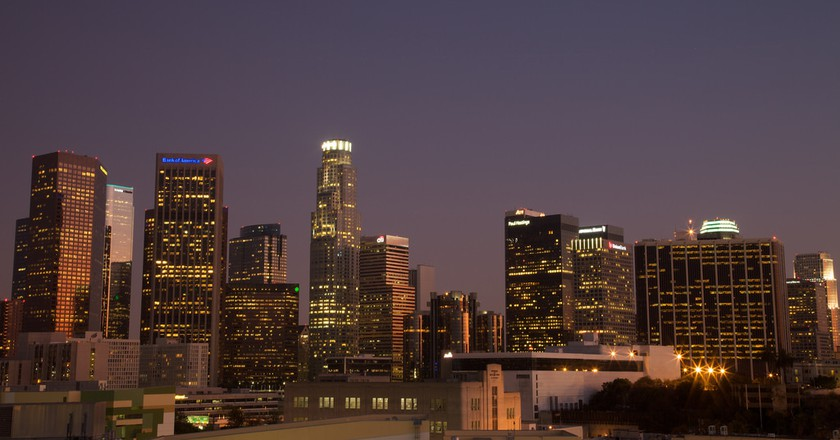 Downtown Los Angeles | © Kevin Stanchfield / Flickr