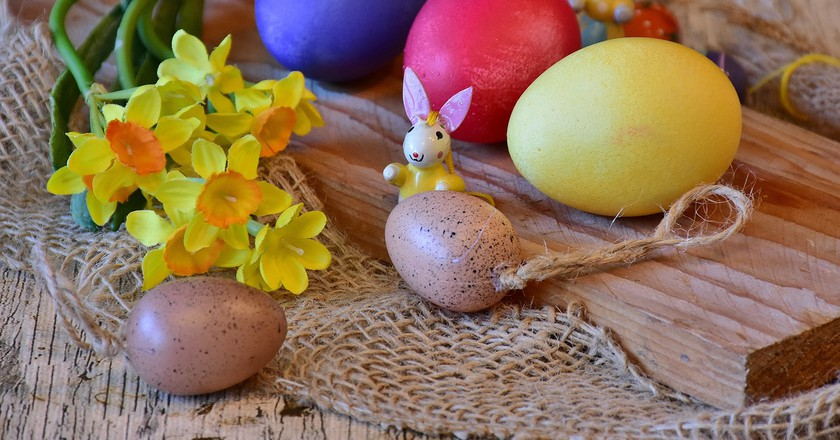 Easter decorations | © RitaE/Pixabay