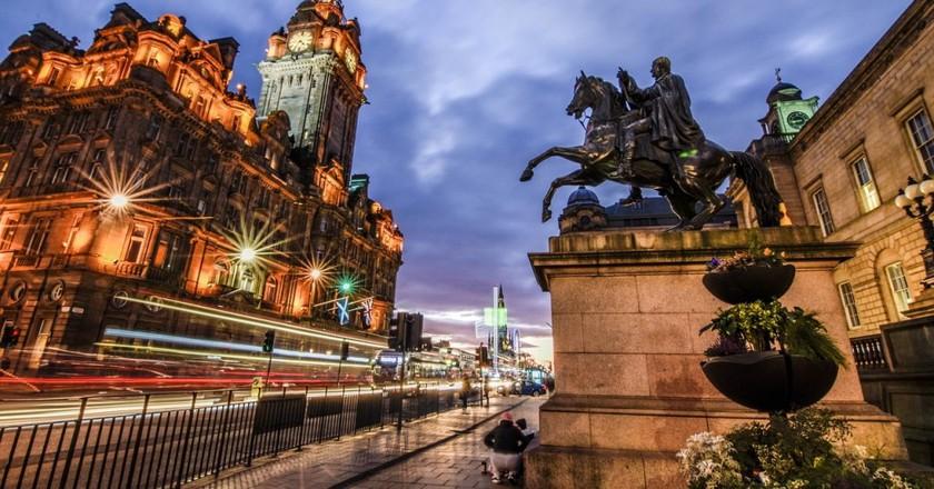 Edinburgh | © BondSupanat/Pixabay