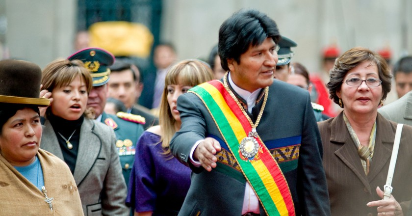 Evo Morales Just Opened a US$7 Million Museum Dedicated to Himself