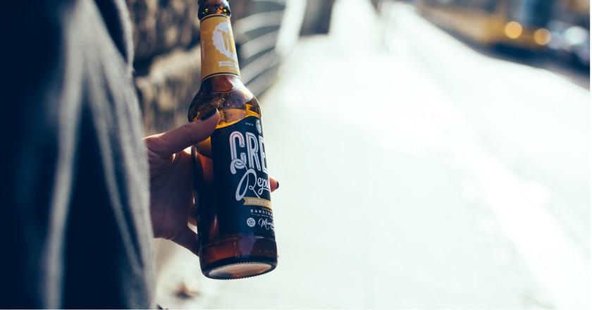 Craft beer is popular in Finland | © Jakub Kapusnak/ Foodiesfeed