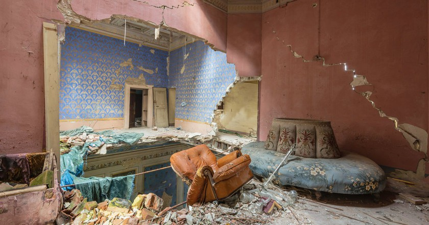 From the Home Sweet Home series │ Courtesy of Romain Veillon