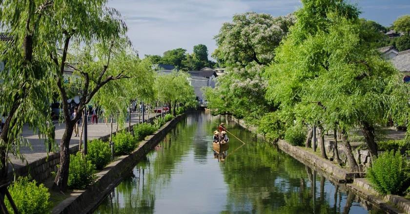 Kurashiki in Okayama Prefecture| ©  cotaro70s/ Flickr