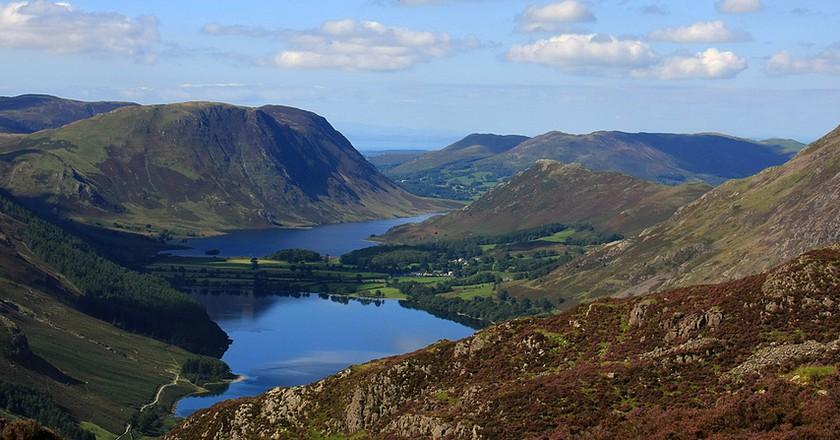 Buttermere, Lake District National Park   © lakeslover2010 / Flickr