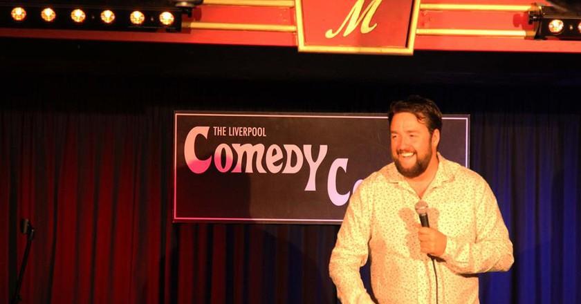 Liverpool Comedy Cellar   © Comedy Cellar / Facebook