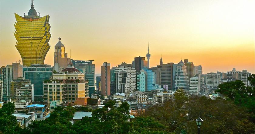 Macau Skyline   © sanfanmedia.com / Flickr