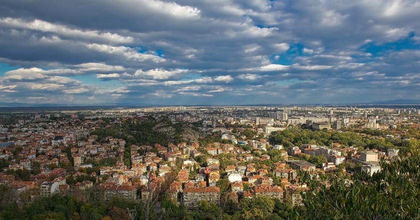 View of Plovdiv   © Pixabay