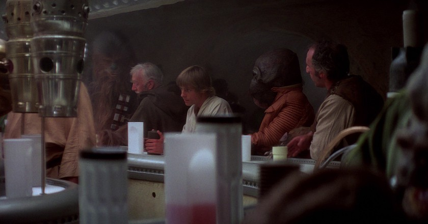 Chalmun's Cantina   Courtesy of 20th Century Fox