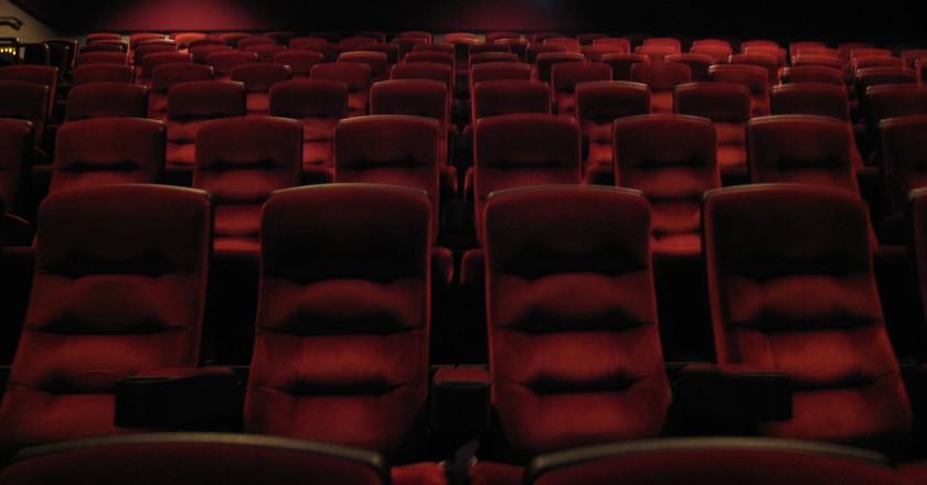 Movie Theatre © Matthew Berggren/Flickr