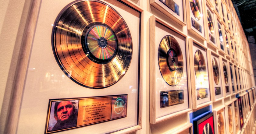 Country Music Hall of Fame and Museum | © Rain0975 / Flickr