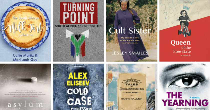 Our round-up of 2017's 10 must-read South African books