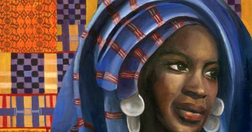 Portrait of Nana Asma'u, Artist Unknown | Google Images