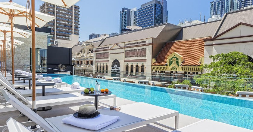 Courtesy Of Next Hotel Brisbane Australia