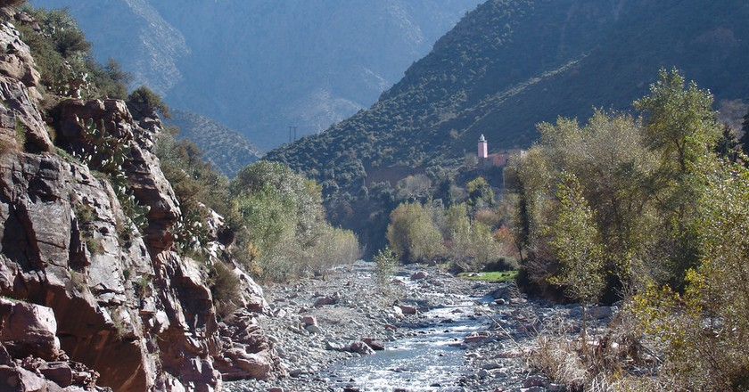Morocco's Ourika Valley offers varied adventures | © Bryce Edwards / Flickr