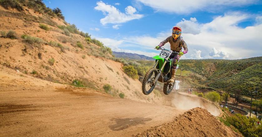 Dirt Biking   © Pexels