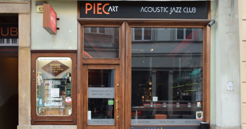 Piec Art Jazz Bar in Krakow | © JRF/LiveKrakow