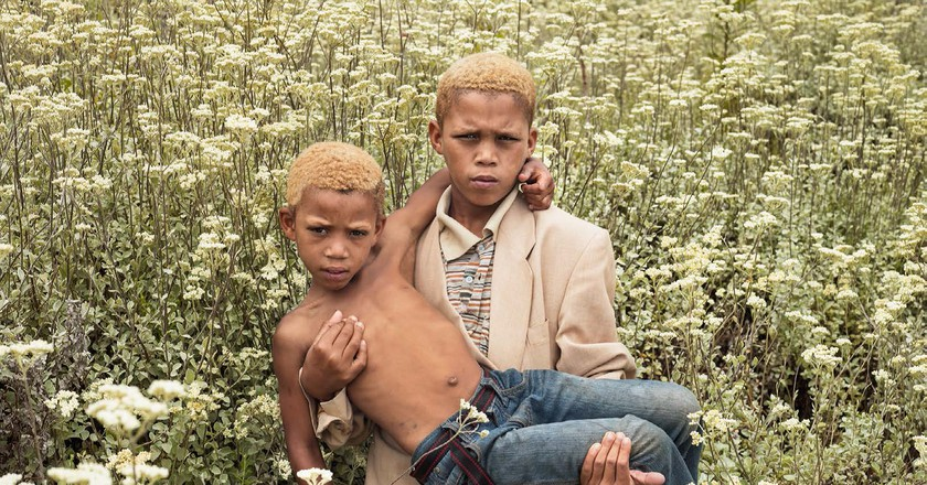 Pieter Hugo, Portrait from the series 1994 (2016) | © The Rijksmuseum, Amsterdam | Part of Good Hope. South Africa and The Netherlands from 1600