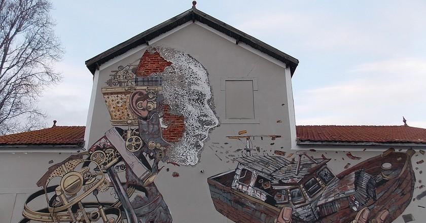 Lisbon street art   Pixabay