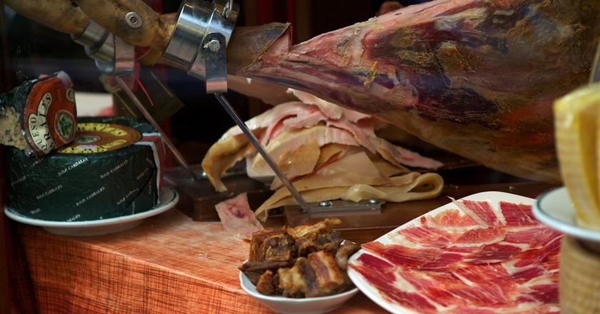 A foodie tour of Madrid | © Escarabajo Amarillo