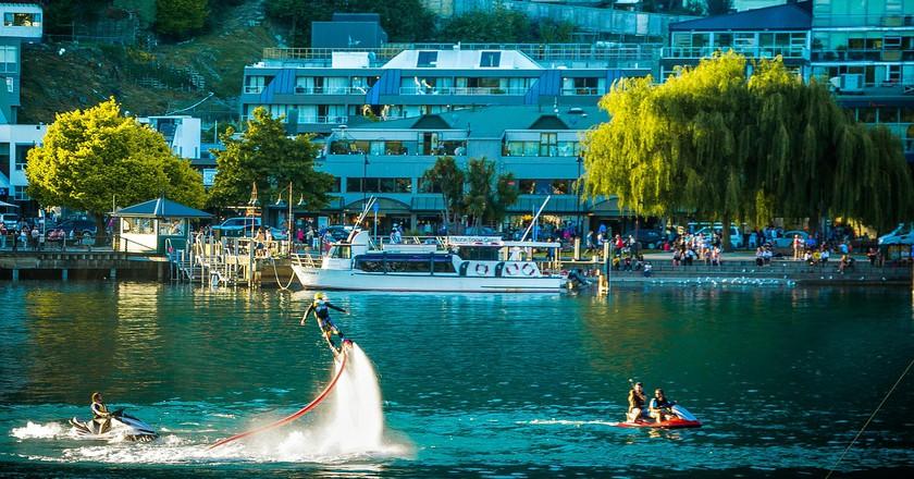 Queenstown, New Zealand | © Mariamichelle/Pixabay