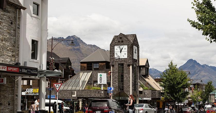 Queenstown I-Site | © Florian Bugiel/WikiCommons