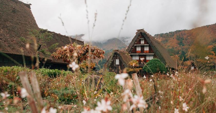 Shirakawa-gō Village, Japan