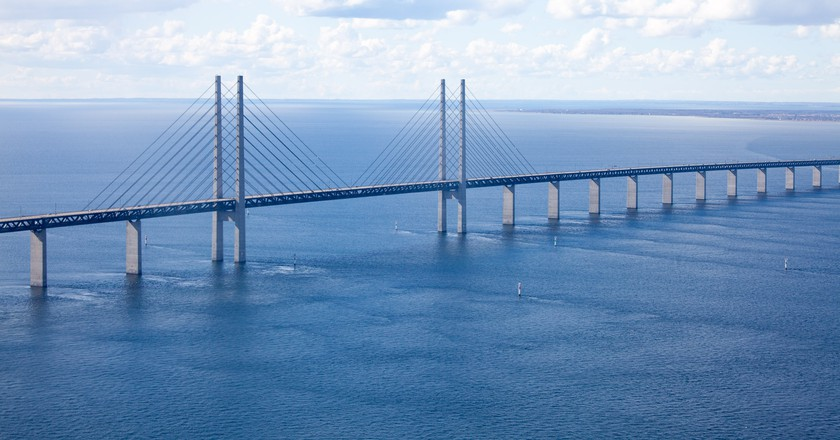Øresund Bridge | © Daniel 4021 / Good Free Photos