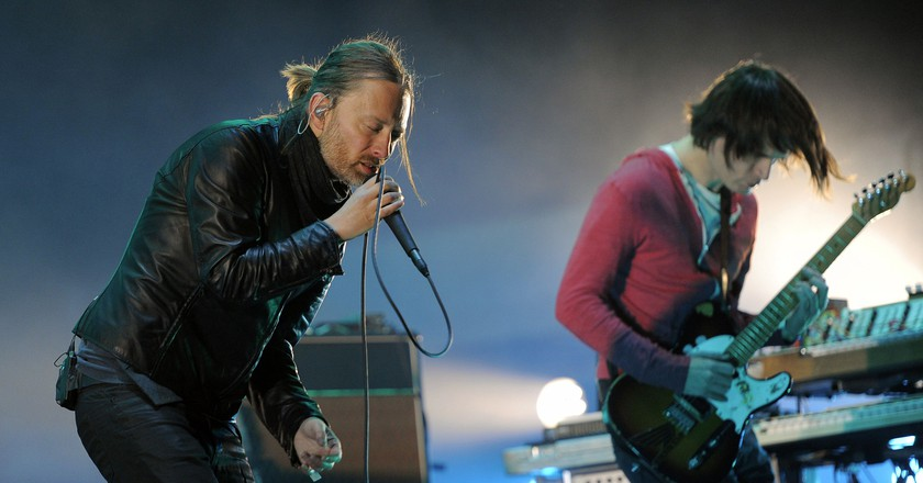 Radiohead are headlining on the Friday night | © Chris Pizzello / AP / REX / Shutterstock