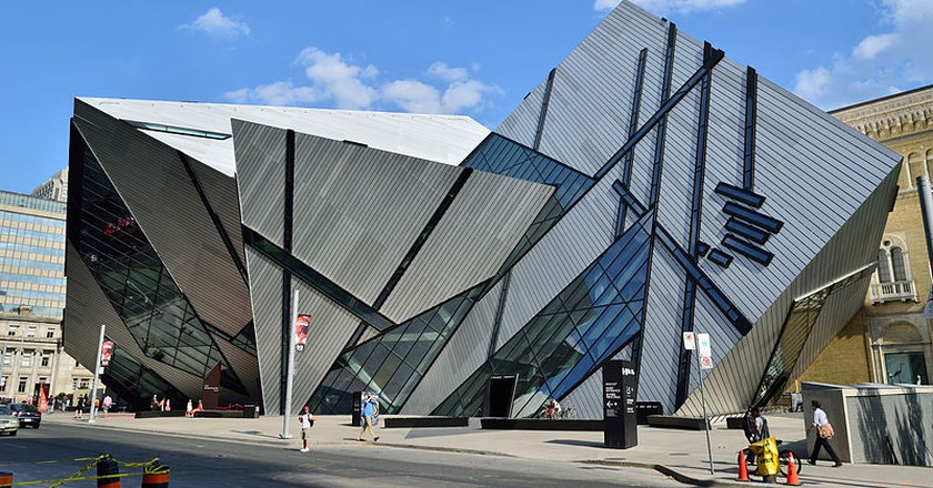 The Royal Ontario Museum in Toronto | © Raysonho @ Open Grid Scheduler / Grid Engine