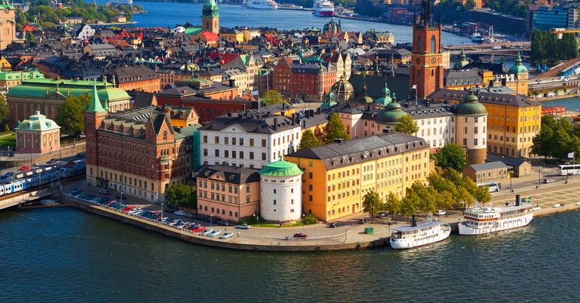 Gamla Stan, Stockholm   © Scanrail1 / Shutterstock