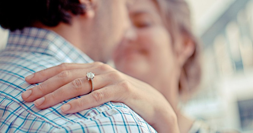 Romantic Couple   © Scott Webb/Flickr