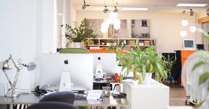 Sektor 5 Co-working Space |© Teresa Hammerl / Sektor 5