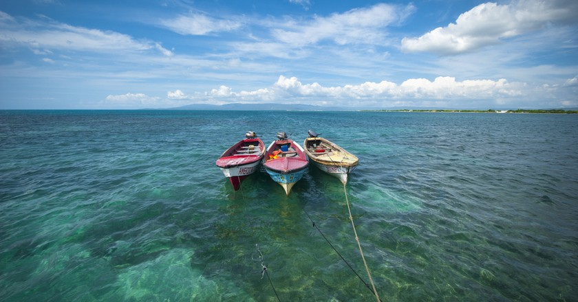 Three Canoes, Jamaica | © shaferaphoto/Shutterstock