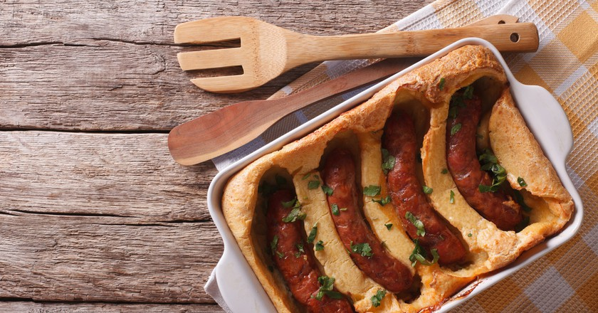 Toad in the hole | © AS Food studio / Shutterstock