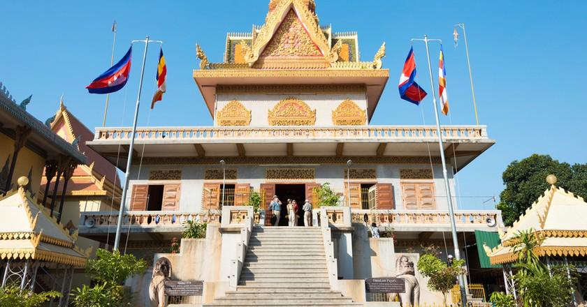 Wat Ounalom, Phnom Penh  © beibaoke/ Shutterstcok