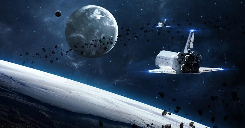Science Fiction | © Vadim Sadovski/Shutterstock