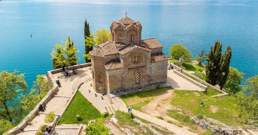 The lakes of Macedonia