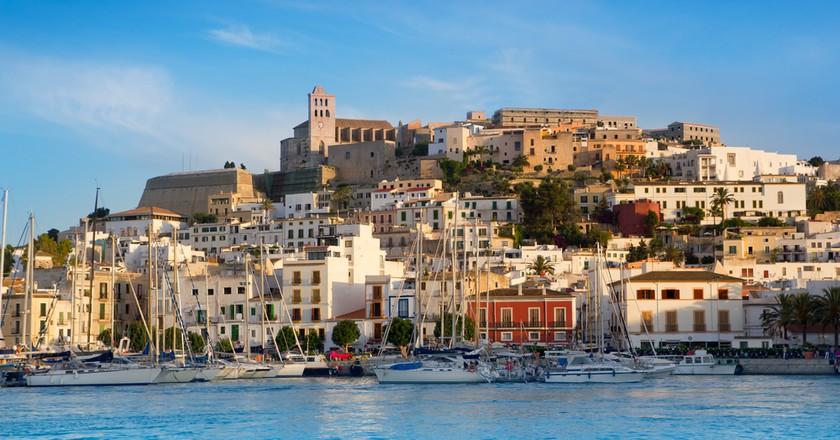 Ibiza Eivissa Town | © holbox / Shutterstock
