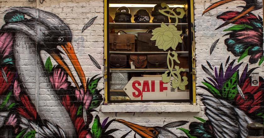 Graffiti in Shoreditch | © Pixabay