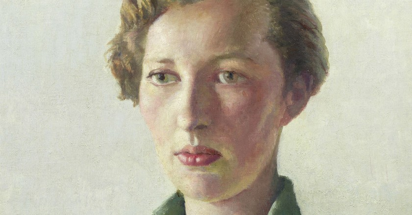 Sue Palmer By Harold Harvey | © WikiCommons