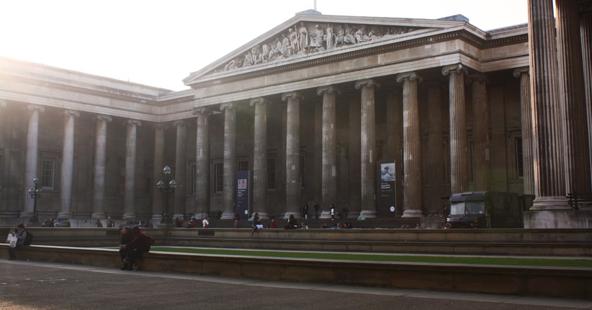 British Museum   © THATMuse