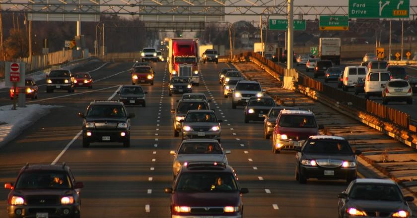 Morning commute in Toronto  © Martin Cathrae / Flickr
