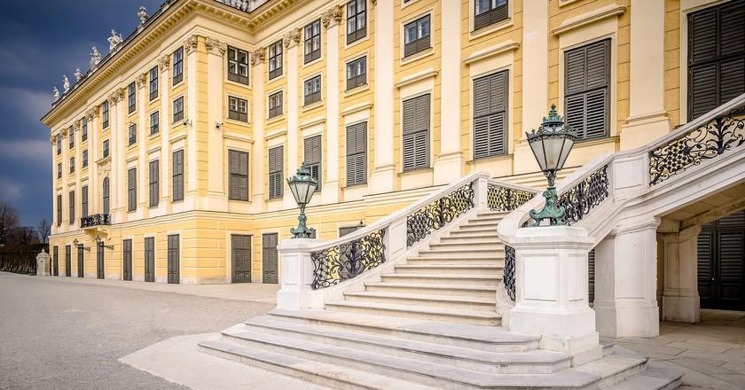 Schonbrunn Palace In Vienna | ©  jpeter2 / Pixabay