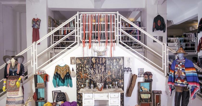 Vintage boutique |  Courtesy of Retrock